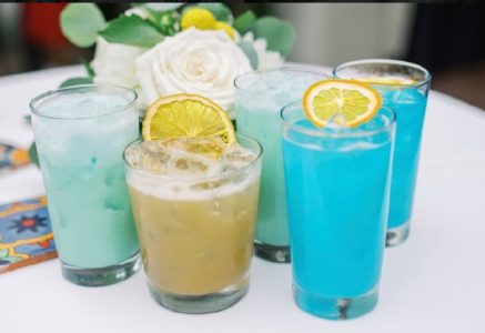 Signature Cocktails inspired by the family business