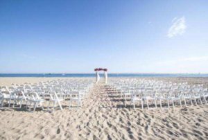 Beach Wedding in Santa Barbara- Rob Chan Photography