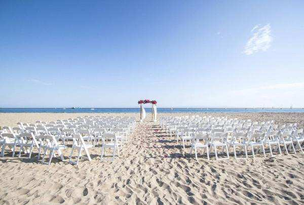 Beach Wedding In Santa Barbara Rob Chan Photography