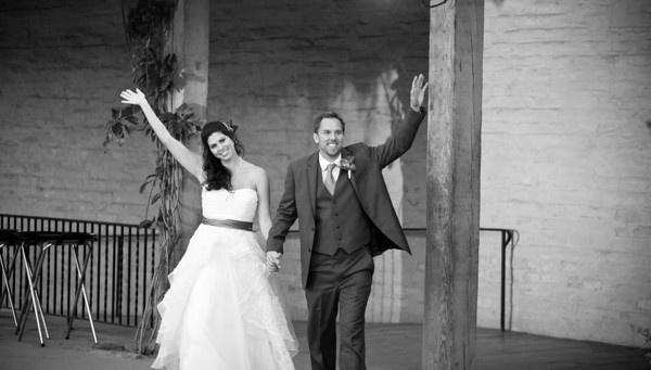 Bride and Groom Introduction Photography By Daniel Ballesteros
