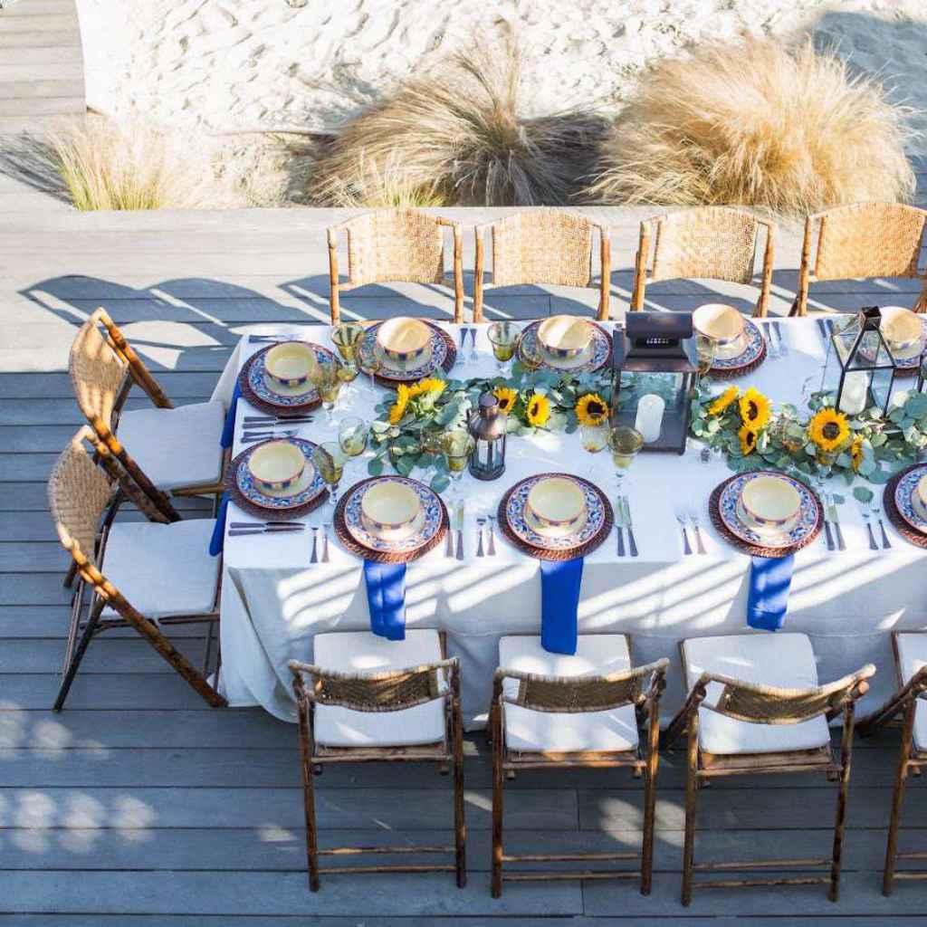 Santa Barbara Corporate Special Events Catering Menu