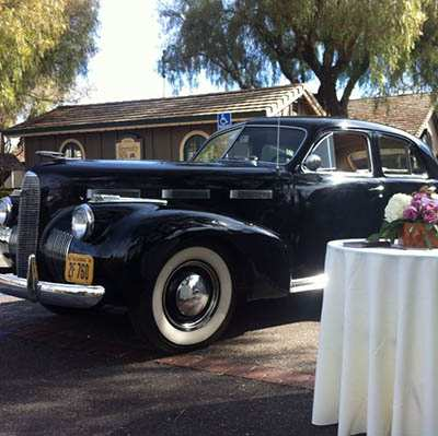Santa Barbara Event Catering Valet & Transportation Partner