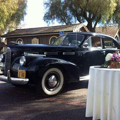 Santa Barbara Event Catering Valet & Transportation Partner