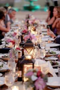 Head Table Setup Photography By Daniel Ballesteros