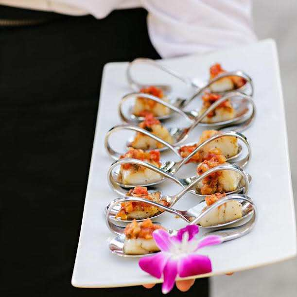 Santa Barbara Wedding Caterer