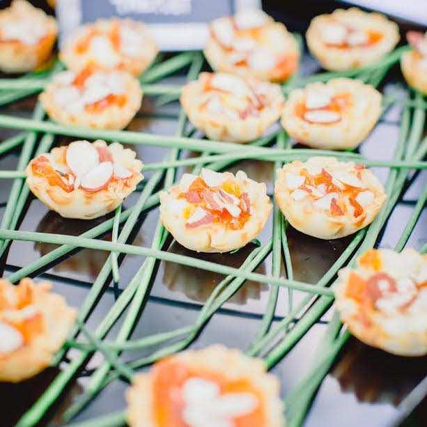 Santa Barbara Events Brunch Catering Menu