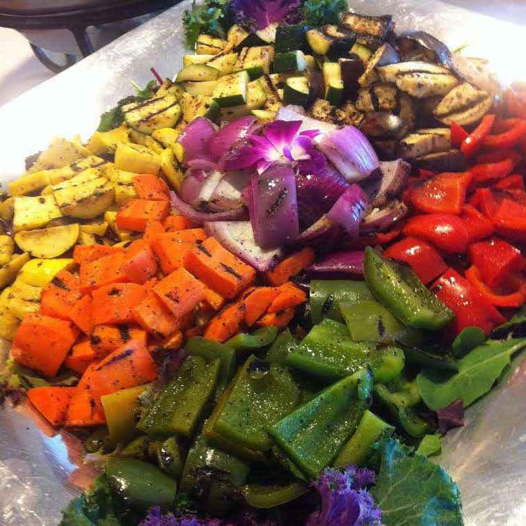 Santa Barbara Sides and Salads Catering Menu