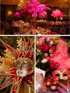 The Masquerade Ball Idea